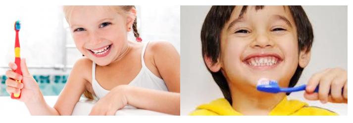 Dzieci u dentysty